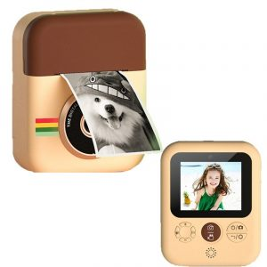 Polaroid Thermal Printing Children's Camera front and rear 12 million dual cameras with 2.4 inch IPS HD screen