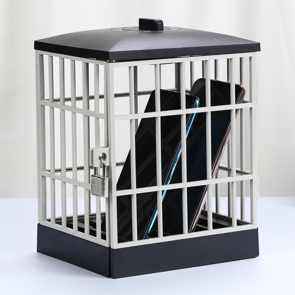 Mobile Phone Jail Cell Lock-up with Built-in Timer_4