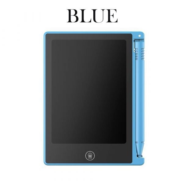 LCD Writing Tablet 4.5 inch Digital Electronic Handwriting and Drawing Board_14