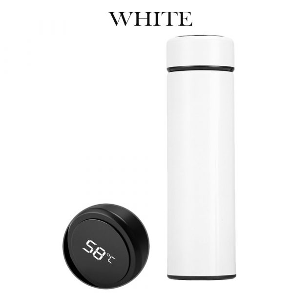 500ML Stainless Steel Insulated Hot and Cold Smart Water Bottle, with Temperature LCD Display_3