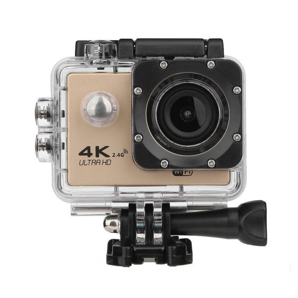 16MP 4K Ultra HD Water Proof Action Camera with Wi-Fi_0
