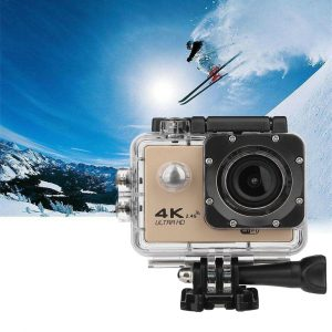 16MP 4K Ultra HD Water Proof Action Camera with Wi-Fi