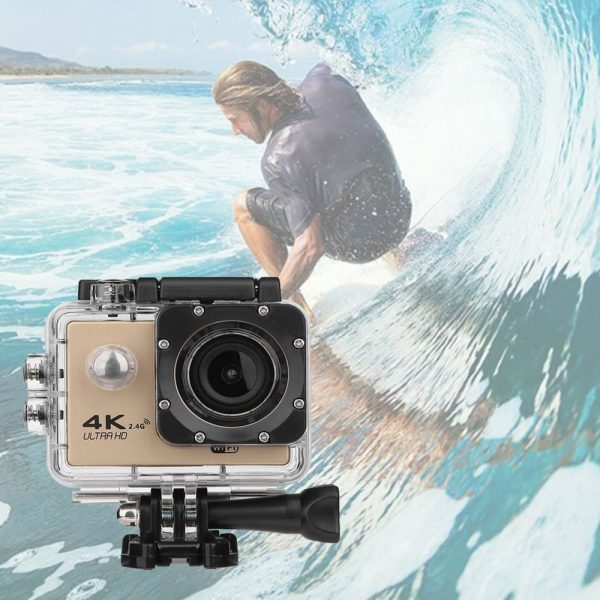 16MP 4K Ultra HD Water Proof Action Camera with Wi-Fi_2