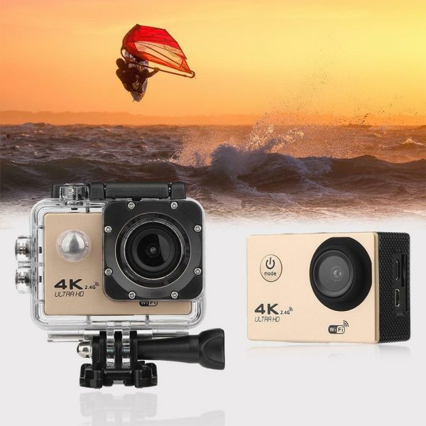 16MP 4K Ultra HD Water Proof Action Camera with Wi-Fi_4