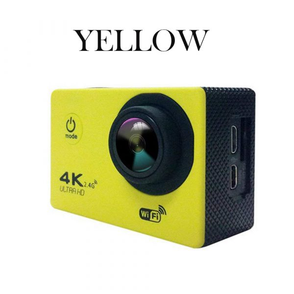 16MP 4K Ultra HD Water Proof Action Camera with Wi-Fi_7