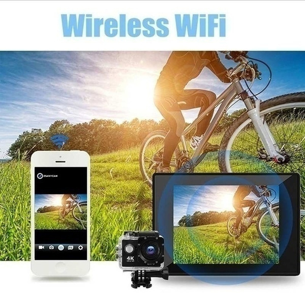 16MP 4K Ultra HD Water Proof Action Camera with Wi-Fi_9