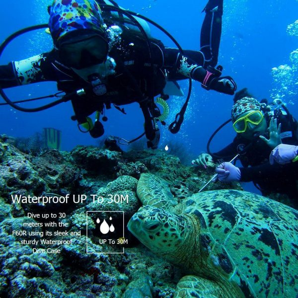 16MP 4K Ultra HD Water Proof Action Camera with Wi-Fi_12