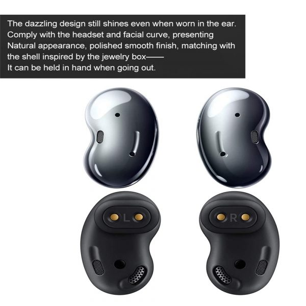 Live Bluetooth Headset with Bluetooth 5.0 Wireless Charging Noise Cancellation_2