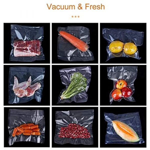 Automatic Vacuum Food Sealer for Commercial and Household Use Food Packing Machine_3