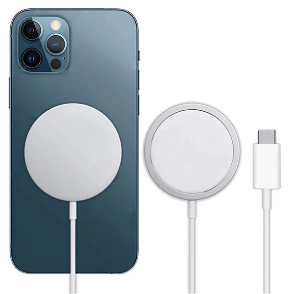 15W Magnetic Wireless QI Charger Cable for iPhone 12 Pro12 Mini 12 Pro Max 12_0