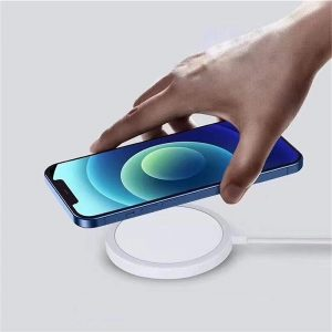 15W Magnetic Wireless QI Charger Cable for iPhone 12 Pro12 Mini 12 Pro Max 12