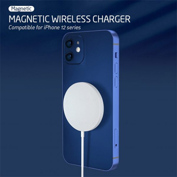 15W Magnetic Wireless QI Charger Cable for iPhone 12 Pro12 Mini 12 Pro Max 12_9
