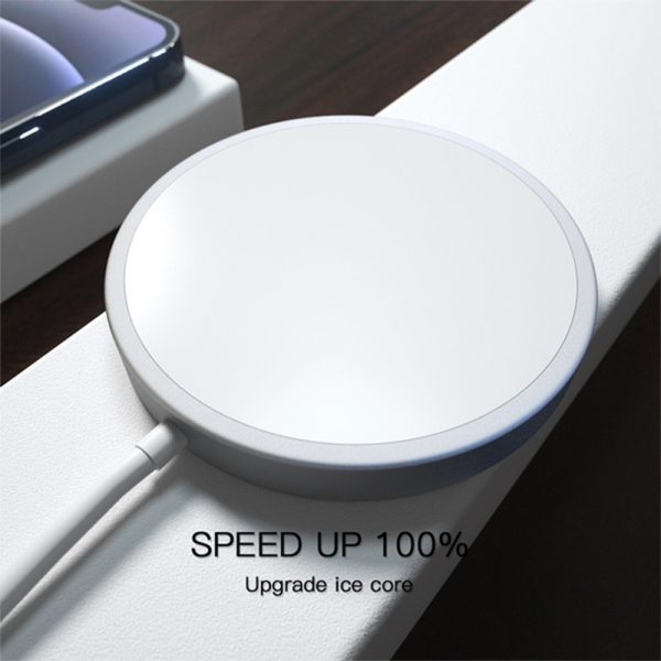 15W Magnetic Wireless QI Charger Cable for iPhone 12 Pro12 Mini 12 Pro Max 12_4