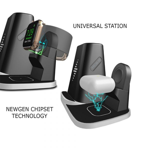4-in-1 Universal Vertical Wireless QI Charging Station and Storage Box for APPLE QI Devices_6