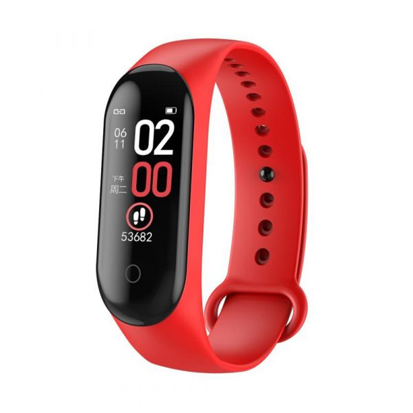 Waterproof Bluetooth 4.0 Heart Rate and Blood Pressure Fitness Tracker Smartwatch_14