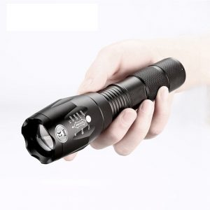 Waterproof Zoomable LED Ultra Bright Torch T6 Camping Light 5 Switch Fashion Bicycle Flash Light