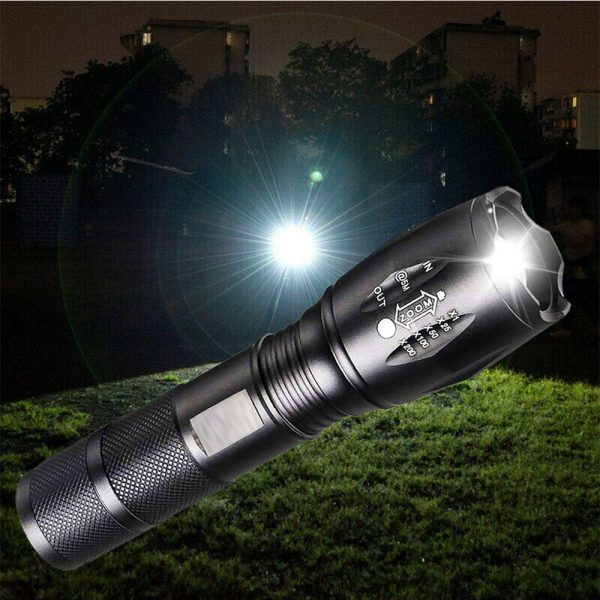 Waterproof Zoomable LED Ultra Bright Torch T6 Camping Light 5 Switch Fashion Bicycle Flash Light_3