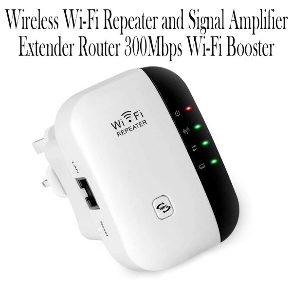 Wireless Wi-Fi Repeater and Signal Amplifier Extender Router 300Mbps Wi-Fi Booster 2.4G Wi-Fi Range Ultra boost Access Point_13