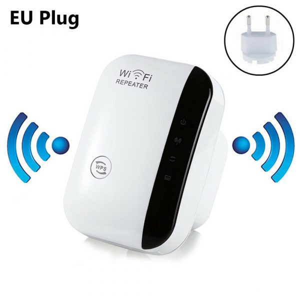 Wireless Wi-Fi Repeater and Signal Amplifier Extender Router 300Mbps Wi-Fi Booster 2.4G Wi-Fi Range Ultra boost Access Point_15