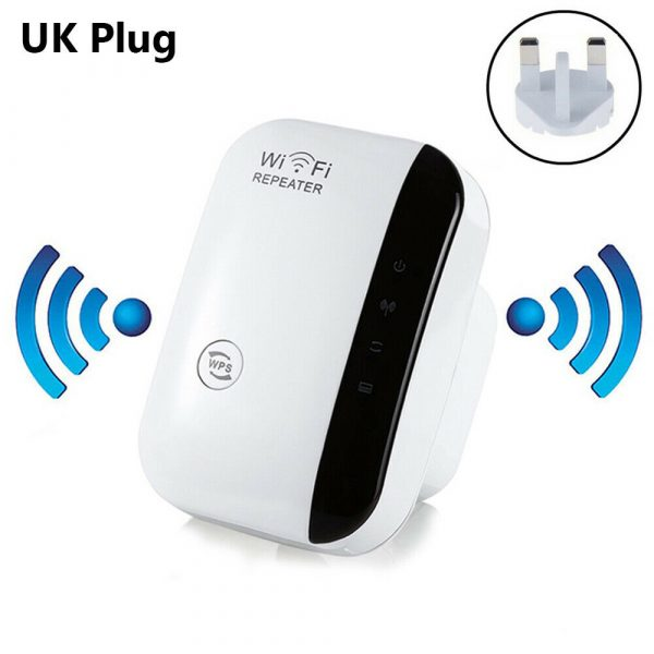 Wireless Wi-Fi Repeater and Signal Amplifier Extender Router 300Mbps Wi-Fi Booster 2.4G Wi-Fi Range Ultra boost Access Point_16
