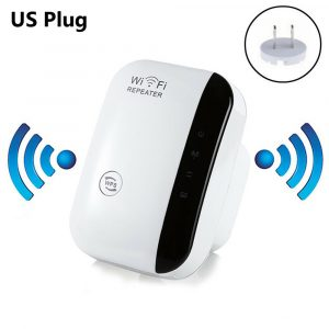 Wireless Wi-Fi Repeater and Signal Amplifier Extender Router 300Mbps Wi-Fi Booster 2.4G Wi-Fi Range Ultra boost Access Point
