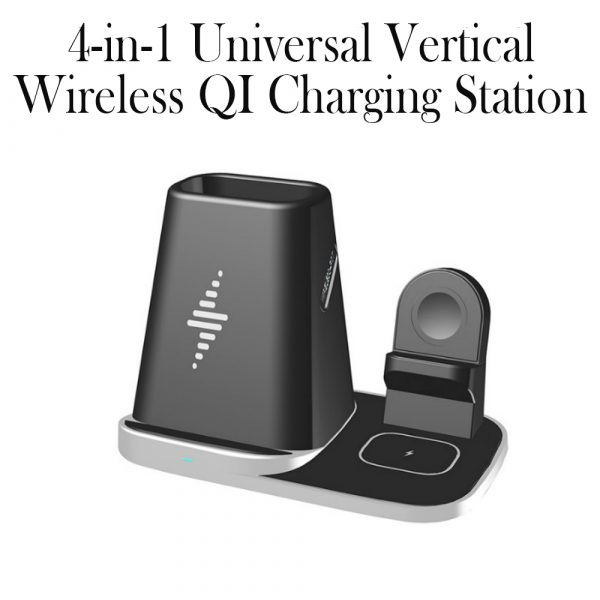 4-in-1 Universal Vertical Wireless QI Charging Station and Storage Box for APPLE QI Devices_3