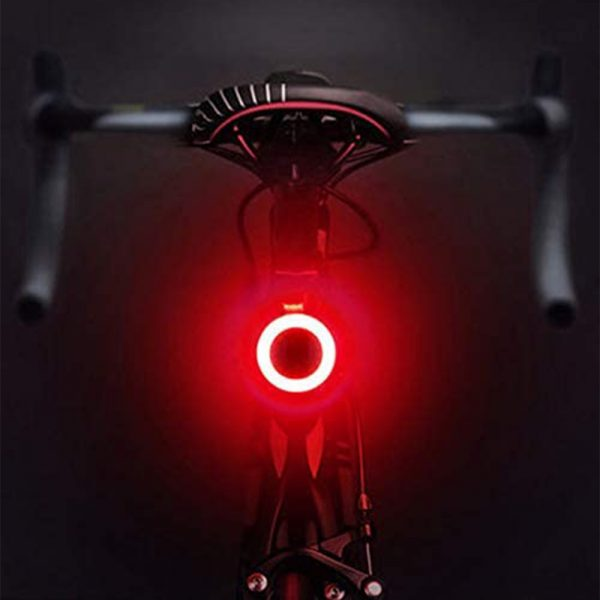 USB Charging LED Multiple Lighting Modes Bicycle Light Flashing Tail Light Rear Warning Bicycle Lights_14