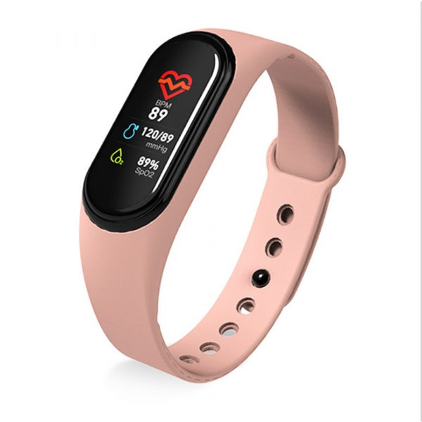 Waterproof Bluetooth 4.0 Heart Rate and Blood Pressure Fitness Tracker Smartwatch_16