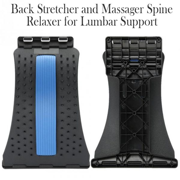Back Stretcher and Massager Spine Relaxer for Lumbar Support_11