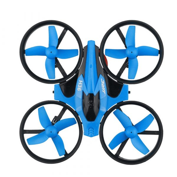 Mini Fall Resistant Flying Saucer 2.4G Remote Control Auto Hovering Six-Axis Small Mode Drone for Kids_12