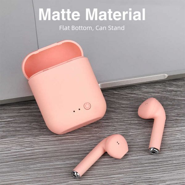 Mini 2 Wireless Bluetooth 5.0 Earphones Sport Earbuds Headset with Mic and Charging Box for All Smartphones_7