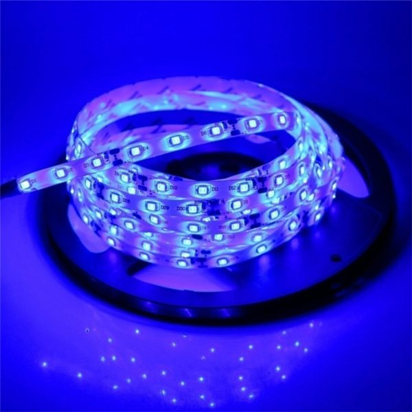 5v USB Interface RGB LED Light Strip Room Light with 3 Key Controller_4