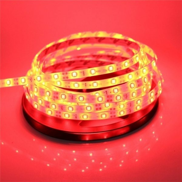 5v USB Interface RGB LED Light Strip Room Light with 3 Key Controller_6