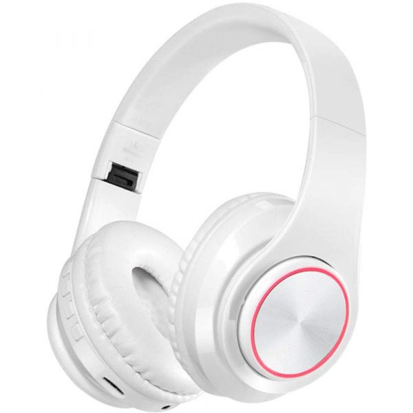 Wireless Bluetooth Rechargeable LED Sports and Gaming Headset_19