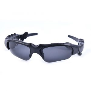 Outdoor Polarized Light Sunglasses and Wireless Bluetooth Headset Portable Glasses Headset