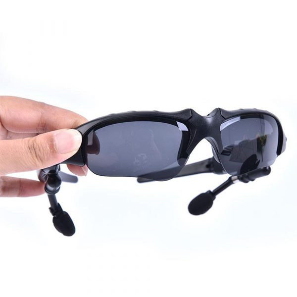 Outdoor Polarized Light Sunglasses and Wireless Bluetooth Headset Portable Glasses Headset_3