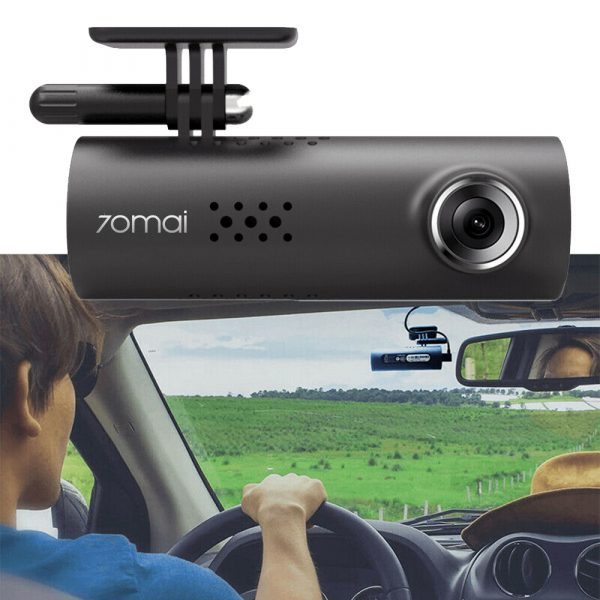 70 Mai HD Wi-Fi Smart Driving Safety Camera Recorder Night Vision Voice Controlled Dash Camera_3