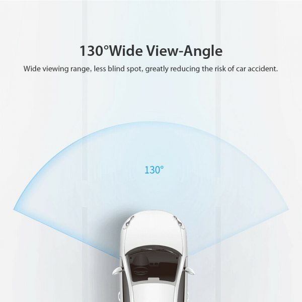 70 Mai HD Wi-Fi Smart Driving Safety Camera Recorder Night Vision Voice Controlled Dash Camera_13