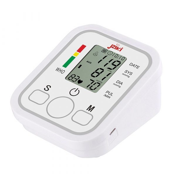 High Accuracy Digital Blood Pressure Monitor Sphygmomanometer for Home and Hospital Use_11