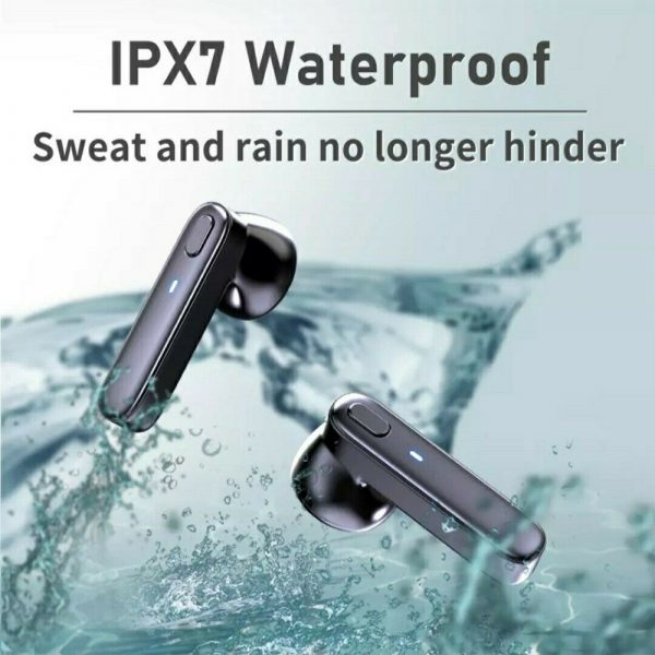 R20 TWS Wireless Bluetooth Headphones deep Bass Waterproof Earbuds with Mic and Charging Case_7