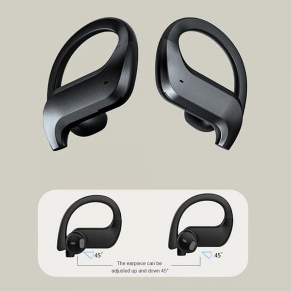 MD03 TWS Wireless Bluetooth Earphones Over-Ear Hanging Ear Hooks for iOS and Android Devices_12