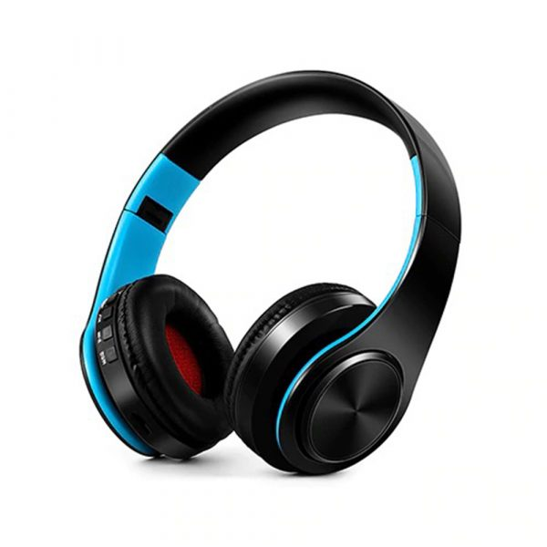 Foldable Wireless Bluetooth Headphones Hands-free Stereo Headset with TF Card Slot_10