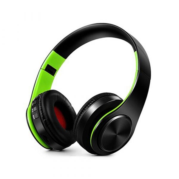 Foldable Wireless Bluetooth Headphones Hands-free Stereo Headset with TF Card Slot_11