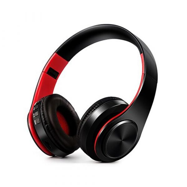Foldable Wireless Bluetooth Headphones Hands-free Stereo Headset with TF Card Slot_13