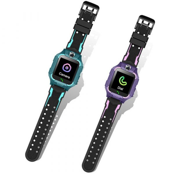 Z6 Q19 Kids Waterproof Smart Watch with Touch Camera SOS Watch for Boys and Girls_2