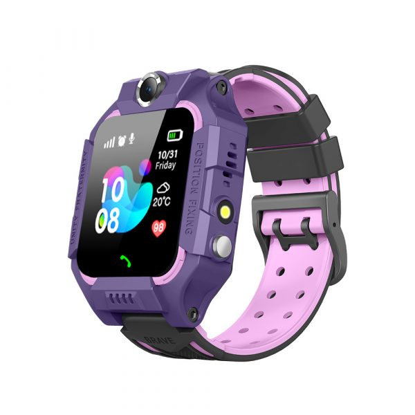 Z6 Q19 Kids Waterproof Smart Watch with Touch Camera SOS Watch for Boys and Girls_13