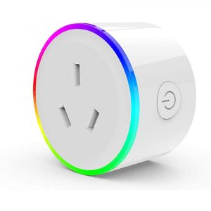 Smart Socket Wi-Fi Enabled Voice Control Electrical Plug Supports Google and Alexa
