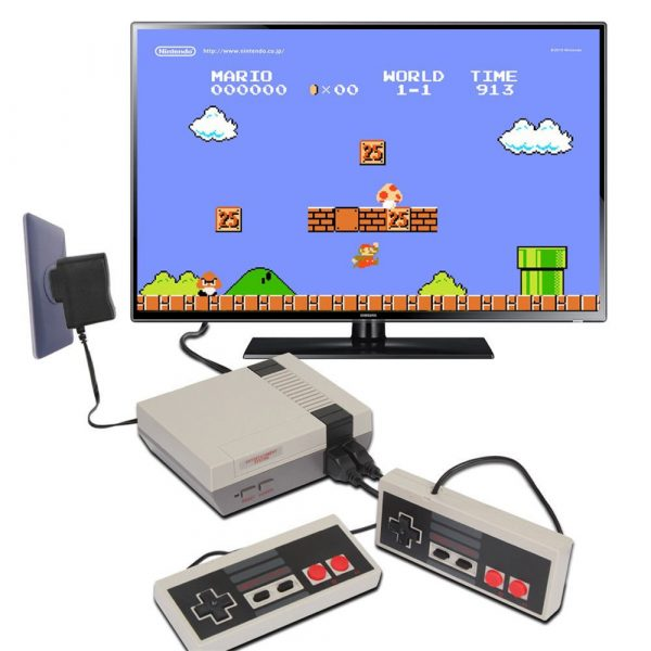 Mini Retro Game Console with Hundreds of Games_3