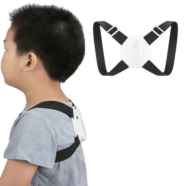 USB Rechargeable Smart Back Posture Corrector for Injury and Back Rehabilitation_2