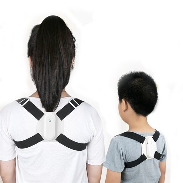 USB Rechargeable Smart Back Posture Corrector for Injury and Back Rehabilitation_3